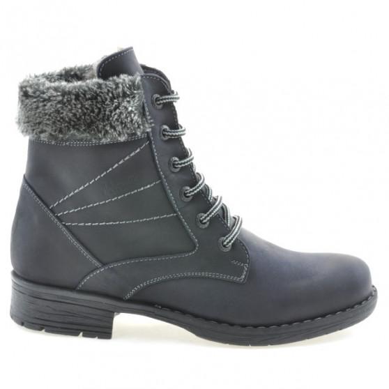 Women boots 3253 tuxon black