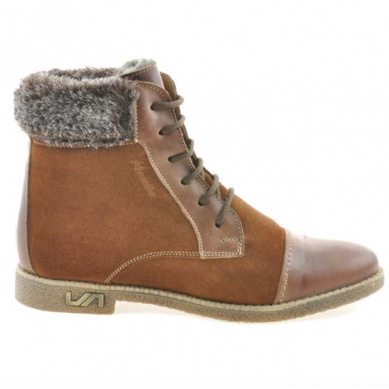 Women boots 3281 brown combined