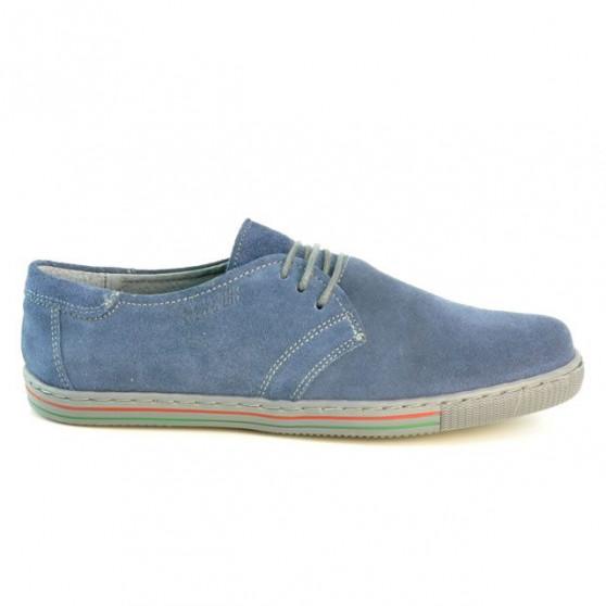 Women sport shoes 623 indigo velour