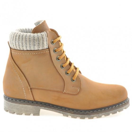 Women boots 3269 tuxon brown