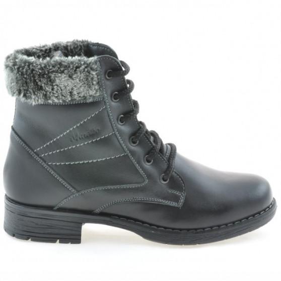 Women boots 3253 black