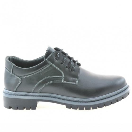 Pantofi casual barbati 984 negru