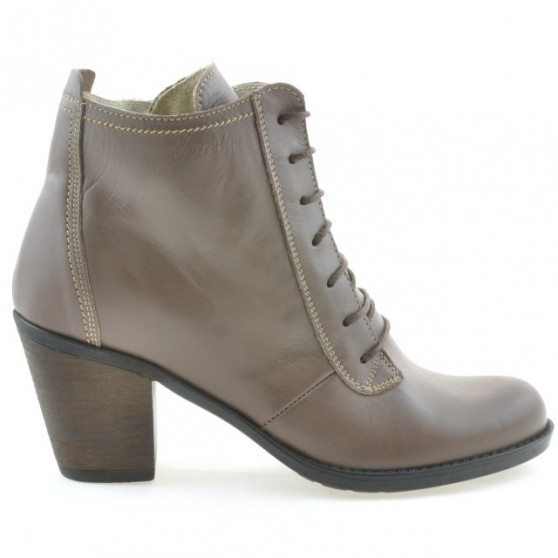 Women boots 3270 cappuccino