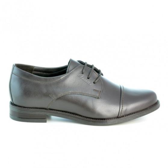 Pantofi casual dama 634 cafe