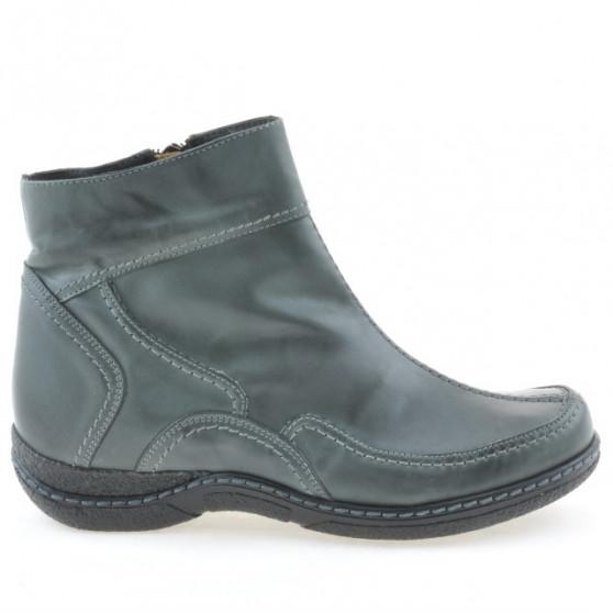 Women boots 3223 a gray