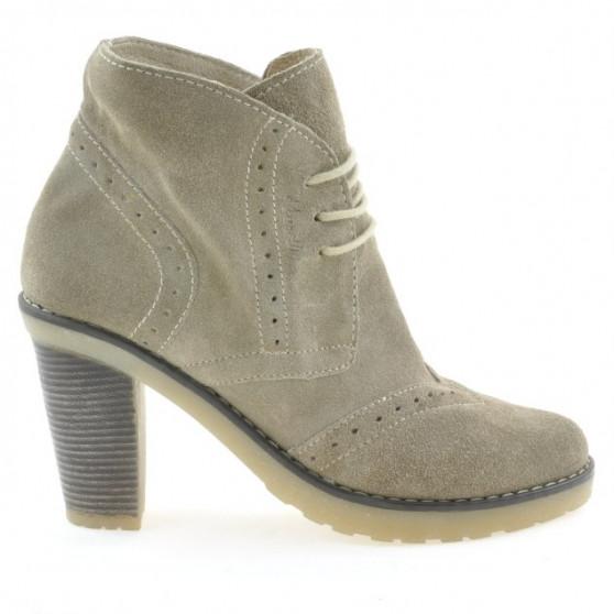 Women boots 3230 sand velour