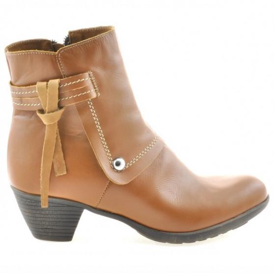 Women boots 3252 brown cerat