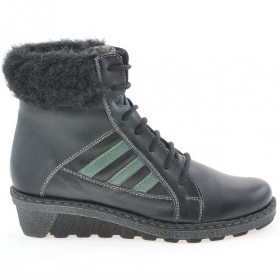 Women boots 3226 black