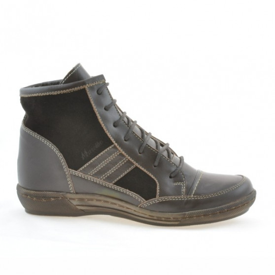 Women boots 3227 cafe combined