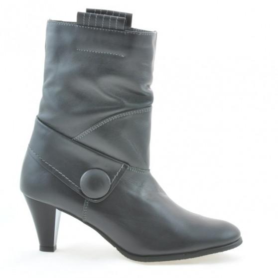 Women boots 1115 gray