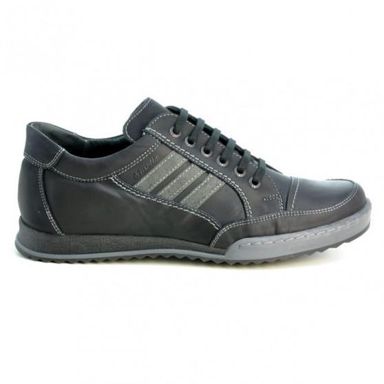 Pantofi sport barbati 726 tuxon negru