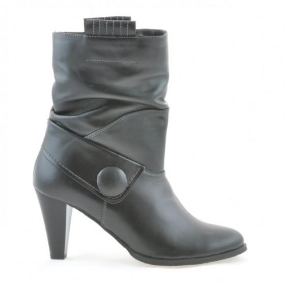 Women boots 1115-1 black