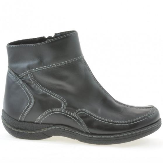 Women boots 3223 black