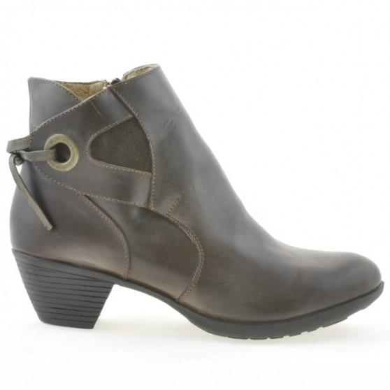 Women boots 3229 a cafe