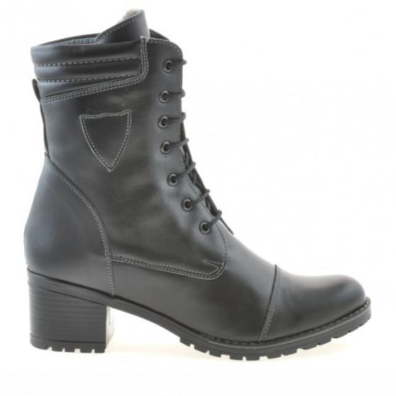 Women boots 3279 black