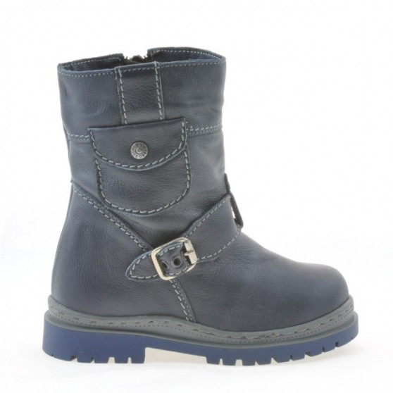 Small children boots 22c indigo
