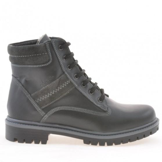 Teenagers boots 432 black