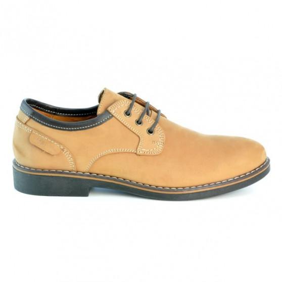 Pantofi casual barbati 856 bufo maro