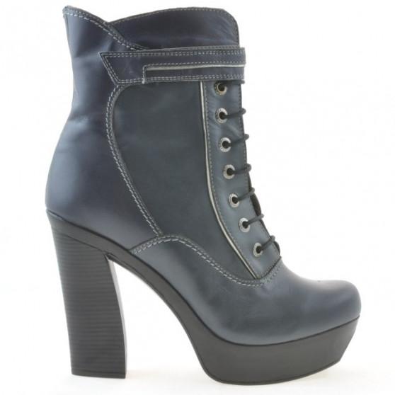 Women boots 3261 indigo