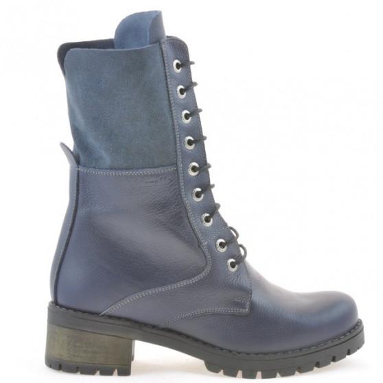 Women boots 3291 indigo