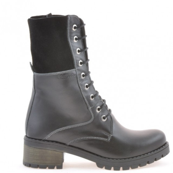 Women boots 3291 black