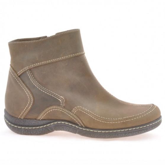 Women boots 3223 tuxon sand