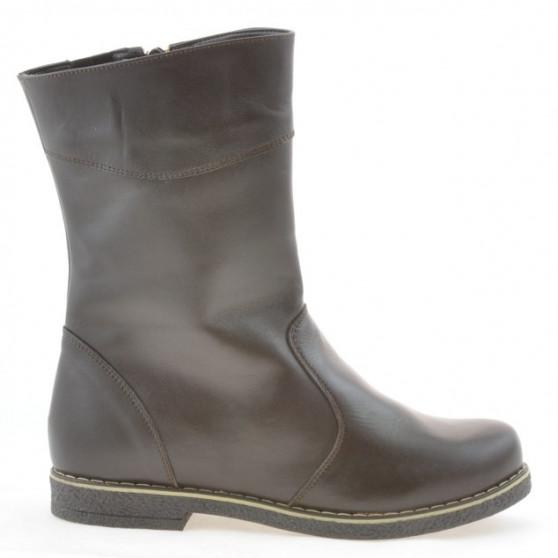 Women boots 3259xxl cafe