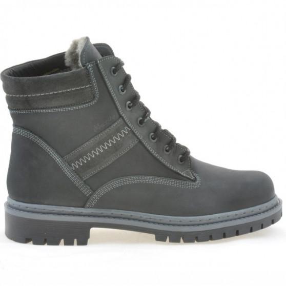 Men boots 429 tuxon black