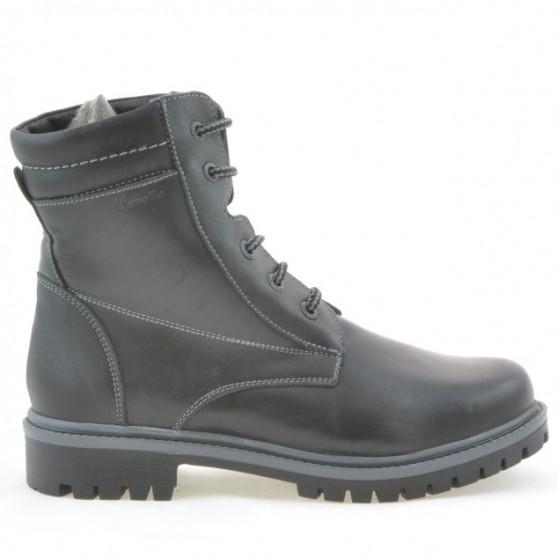 Teenagers boots 438 black