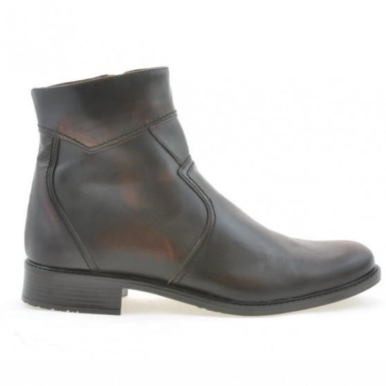 Men boots 401 a brown