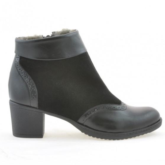 Women boots 3240 black combined