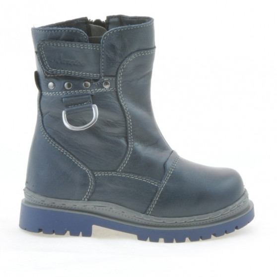 Small children boots 26c indigo