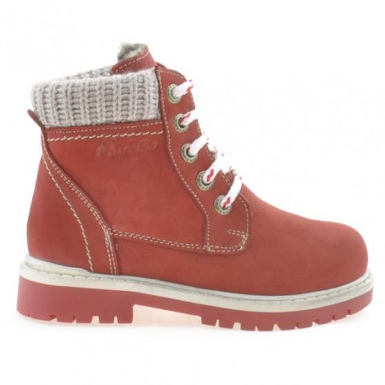 Small children boots 29c bufo burgundy