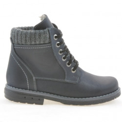 Children boots 3209 tuxon black