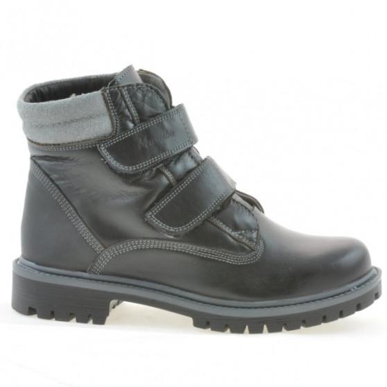 Children boots 202 black