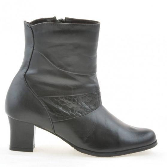 Women boots 1122 black combined
