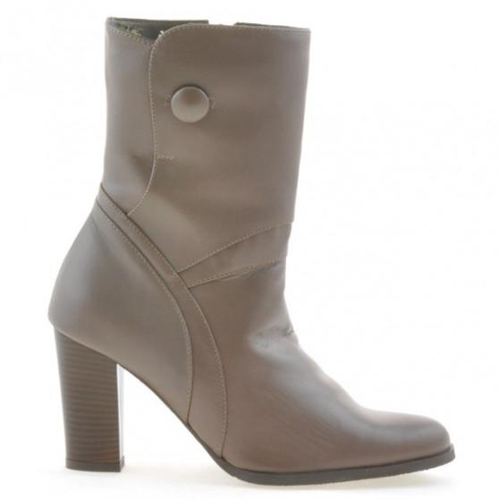 Women boots 1127 sand