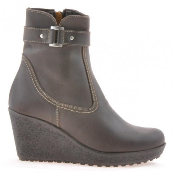 Women boots 3295 tuxon cafe