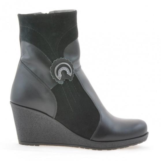 Women boots 3220 black combined