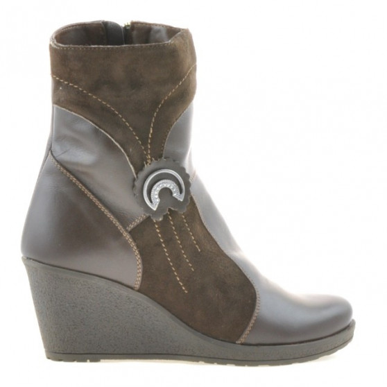 Women boots 3220 cafe combined