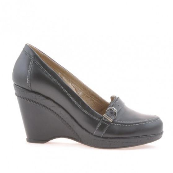 Pantofi casual dama 173 negru