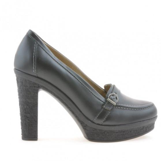 Pantofi casual dama 173-1 negru