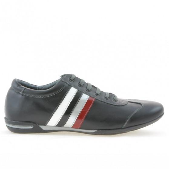 Men sport shoes 704 black