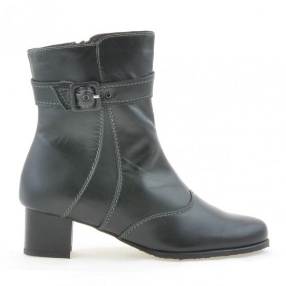 Women boots 1139 black