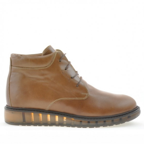 Women boots 3285 brown cerat