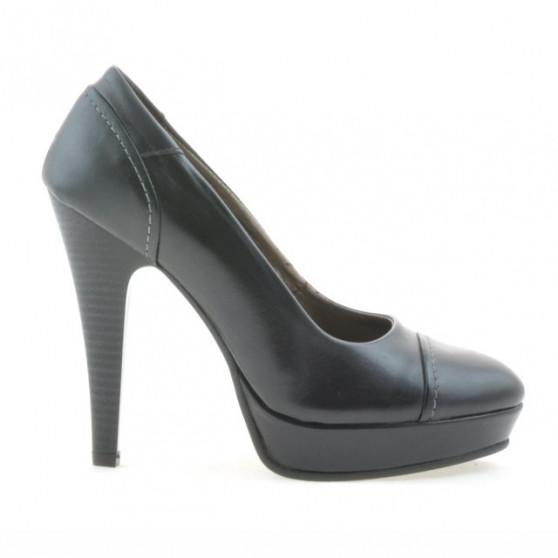 Women stylish, elegant shoes 1082 black