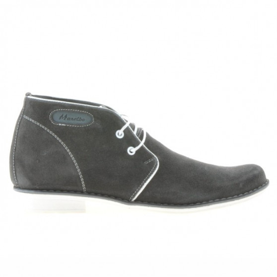 Teenagers boots 464 antracit velour