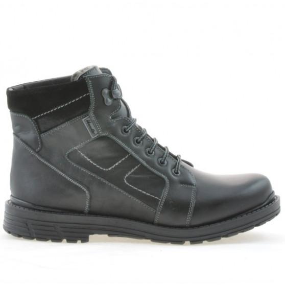 Men boots 446 black