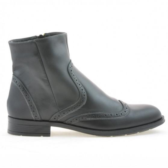 Men boots 477 black