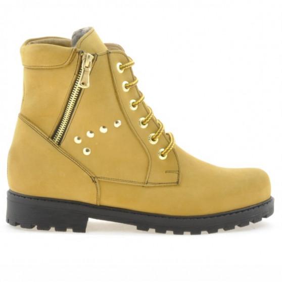 Women boots 3292 bufo yellow